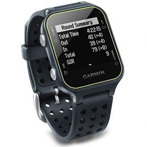 Garmin-Approach-S20-GPS-de-golf-Gris-0