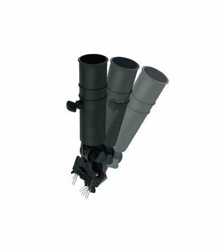 Longridge-Support-Parapluie-Pour-Chariot-Golf-Noir-0