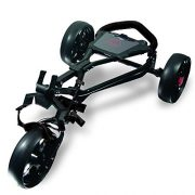 Longridge-Chariot-Junior-3-Roues-Ajustable-Golf-NoirRouge-0-0