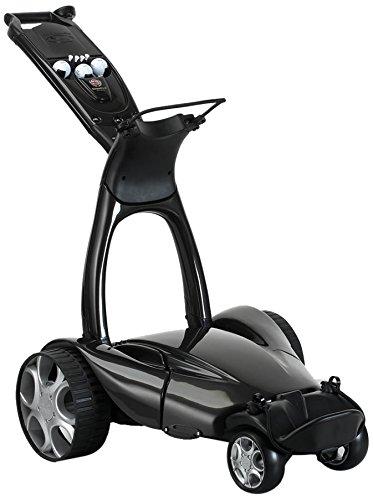 Stewart-Golf-X9-Follow-Voiturette-lctrique-Argent-Mtal-0