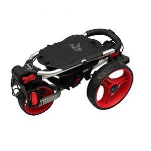 Axglo-Chariot-Manuel-3-Roues-TriLite-Gris-ArgentRouge-2-Accessoires-Gratuites-0