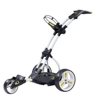 Chariot-de-golf-lectrique-Motocaddy-M-1-Blanc-avec-batterie-de-lithium-blanc-0
