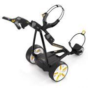 Chariot-de-golf-lectrique-Powakaddy-fw5i-Blanc-avec-batterie-de-lithium-0-0