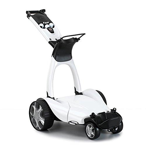 Stewart-Golf-X9-Remote-Voiturette-lectrique-Blanc-Perlescent-0