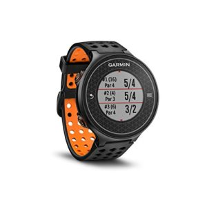 Garmin-Approach-S6-Montre-GPS-Orange-0