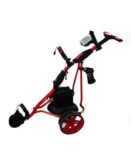 Kenrod-Chariot-de-golf-lectriqueGolf-Trolley-pliant-avec-cran-digital-automatique-Couleur-0-3
