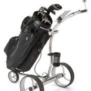 BeeGon-Chariot-de-golf-lectrique-GT-ES900Pro-acier-inox-lithium-0-0