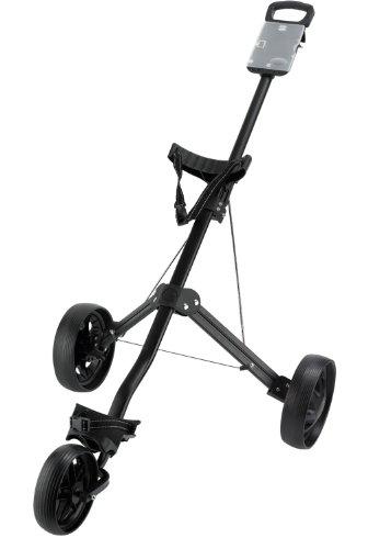 Ben-Sayers-Chariot-de-golf-3-roues-Noir-0