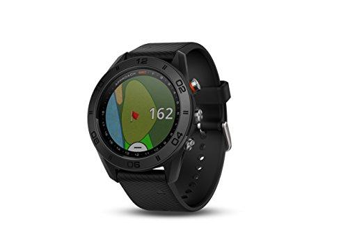 Garmin-010-01702-00-Approach-S60-montre-GPS-de-golf-avec-bande-de-silicone-noir-0