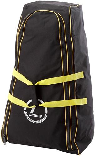 Longridge-Housse-Chariot-Deluxe-Golf-NoirJaune-0