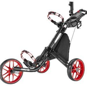 Caddytek-Ez-fold-3-roues-chariot-de-golf-Red-0