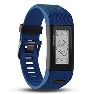 Garmin-Approach-X10-Bracelet-GPS-de-Golf-Taille-SM-Bleu-0