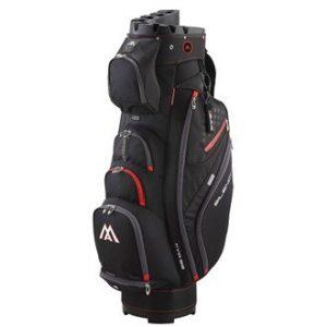 BIG-MAX-Silencio-2-Golf-Bag-Black-0