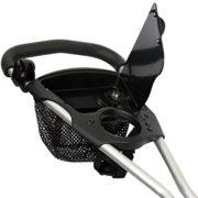 BULLET-Chariot-de-golf-5000-Professional-pliable-avec-systme–clic-avec-facile-de-Argent-0-0