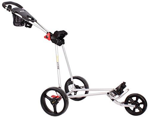 BULLET-Chariot-de-golf-5000-Professional-pliable-avec-systme–clic-avec-facile-de-Argent-0