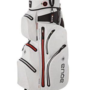 BIG-MAX-AQUA-Silencio-2-Golfbag-100-Wasserdicht-Wei-0