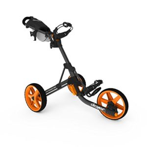 Clicgear-Chariot-de-golf-Model-35-mixte-Gris-anthraciteorange-0