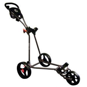 EZE-Glide-Longridge-Chariot-de-golf-mixte-adulte-Noir-235-x-71-x-48-cm-0