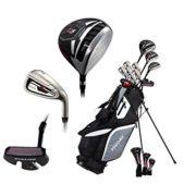 Precise-Ensemble-Complet-De-Golf-M5-Pour-Hommes-Un-Club-Hybride-En-Acier-Inoxydable-Des-Fers-5-Pw-En-Acier-Inoxydable-Un-Putter-Un-Sac-Trpied-3-Clubs–Angle-De-Lancement-lev-0-0