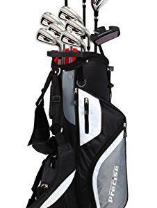 Precise-Ensemble-Complet-De-Golf-M5-Pour-Hommes-Un-Club-Hybride-En-Acier-Inoxydable-Des-Fers-5-Pw-En-Acier-Inoxydable-Un-Putter-Un-Sac-Trpied-3-Clubs--Angle-De-Lancement-lev-0