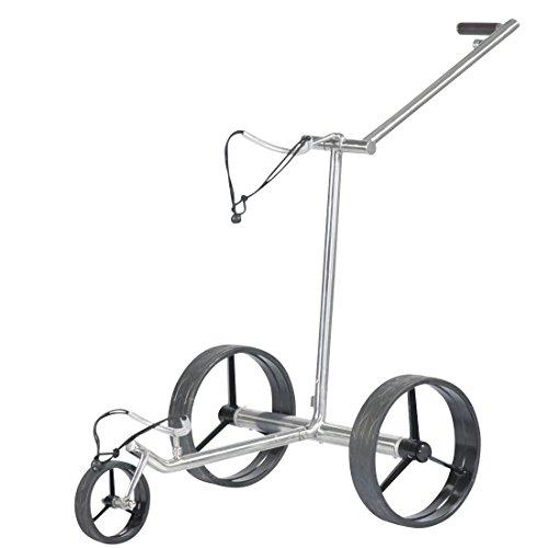 Tour-Made-Haicaddy-Quick-Fold-Lithium-Chariot-lectrique–avec-frein-lectronique-de-Montagne–Poids-seulement-89-kg–Stainless-steel-0