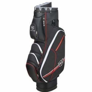 Wilson-Golf-WGB4319RD-Sac-Chariot-Homme-NoirRouge-Taille-Unique-0