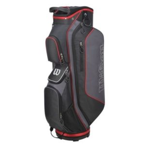 Wilson-Golf-WGB5306GY-Sac-Chariot-Homme-GrisRouge-Taille-Unique-0