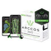 Arccos-Golf-Arccos-360-Golf-Performance-du-systme-de-Suivi-Mixte-360-NoirVert-0