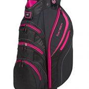 Bag-Boy-BB-36384EU-Sac-de-Golf-Mixte-Adulte-NoirRoseCharcoal-0
