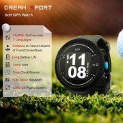 DREAM-SPORT-Montre-Golf-GPS-avec-Parcours-de-Golf-Montre-de-Suivi-de-Golf-avec-TlmtreObstacleCarte-de-PointageDistance-de-Tir-DGF-3-noir-0-0