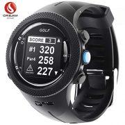DREAM-SPORT-Montre-Golf-GPS-avec-Parcours-de-Golf-Montre-de-Suivi-de-Golf-avec-TlmtreObstacleCarte-de-PointageDistance-de-Tir-DGF-3-noir-0