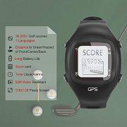 Dreamsport-Montre-Golf-GPS-tlmtre-GPS-de-Golf-scoreur-Noir-avec-Bande-de-Silicone-DGF201-0-0