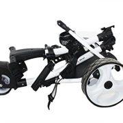 Kenrod-Chariot-de-Golf-lectrique-pliable-avec-cran-digital-automtico-blanc-0-0