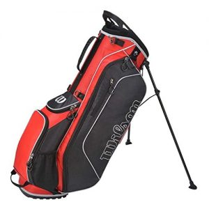 Wilson-Golf-WGB3307BL-Sac-Homme-NoirArgent-Taille-Unique-0