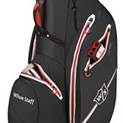 Wilson-Golf-WGB4330RD-Sac-Chariot-Homme-NoirRouge-Taille-Unique-0