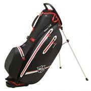 Wilson-Golf-WGB4350BL-Sac-Homme-NoirRouge-0