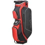 Wilson-Golf-WGB5306RD-Sac-Chariot-Homme-RougeNoir-Taille-Unique-0