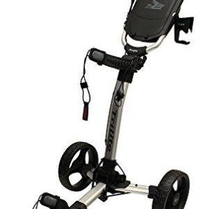 Axglo-Trilite-Chariot-de-Golf-Mixte-Adulte-GrisNoir-0