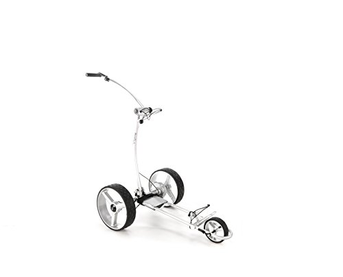 Chariot-de-golf-lectrique-BeeGon-Chariot-GT-X400-Pro-Lithium-Silver-Edition-0