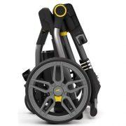 Chariot-de-golf-lectrique-Powakaddy-C2-compact-avec-batterie-au-lithium-1827-Couleur-Gris-mtallis-fonc-0-0