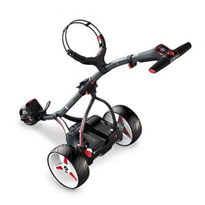 Motocaddy-Chariot-de-Golf-lectrique-S1-2019-en-Graphite-Batterie-au-Lithium-0