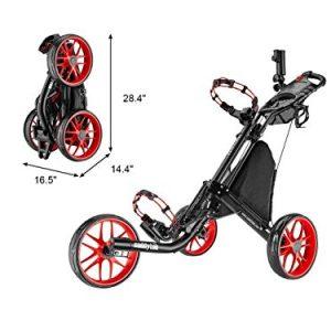 Caddytek-facile-pliage-chariot-de-golf-3-roues-et-avec-le-sac-dentreposage-RED-0-0