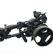 Kenrod-Chariot-de-Golf-lectrique-pliable-avec-cran-digital-automtico-noir-0-0