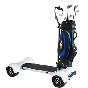 Maple-leaf-La-Voiture-de-Balance-de-Chariot-de-Golf-de-Scooter-Quatre-Roues-est-Facile--Porter-Le-Scooter-de-Sports-Peut-Porter-Le-Scooter-de-Sports-de-Club-de-Golf-0