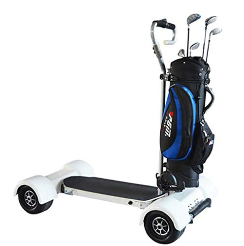 Maple-leaf-La-Voiture-de-Balance-de-Chariot-de-Golf-de-Scooter-Quatre-Roues-est-Facile–Porter-Le-Scooter-de-Sports-Peut-Porter-Le-Scooter-de-Sports-de-Club-de-Golf-0