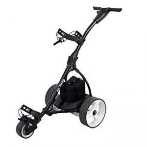 Ben-Sayers-Chariot-de-Golf-electrique-Noir-0