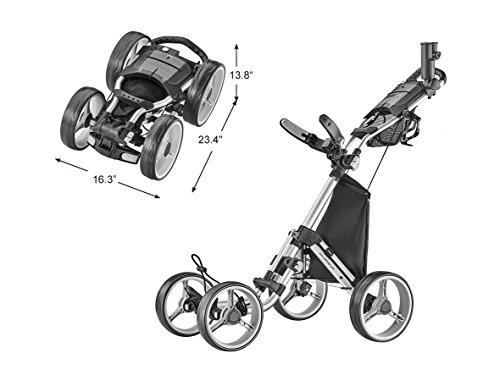 Caddytek-Explorer-V8-Superlite-4-Roues-Chariot-de-Golf-Explorer-Version-8-Explorer-Vsersion-8-Silver-Silver-Taille-Unique-0