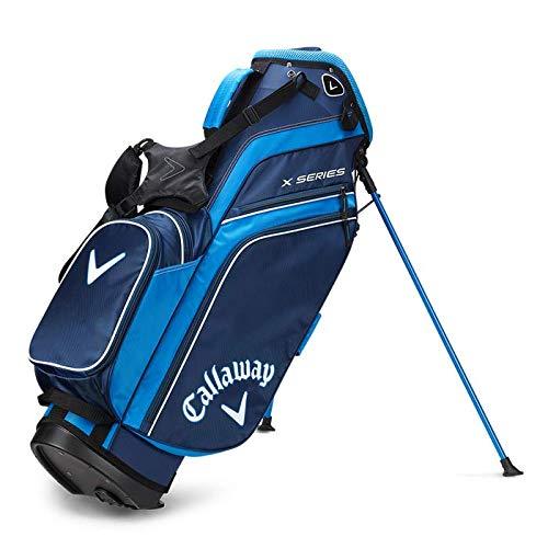 Callaway-X-Series-Sac-de-Golf-pour-Homme-Homme-5119278-NavyRoyal-BlueWhite-Taille-Unique-0