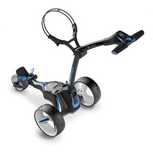 Motocaddy-M3-Pro-Electric-Golf-Trolley-2019-with-18-Hole-Lithium-Battery-Black-0