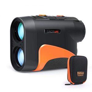 TACKLIFE-Professionnel-Tlmtre-Golf-MLR04-600m-Plage-de-Mesure-Golf-en-Pente-Mode-Oculaire--Focale-Rglable-Verrouillage-du-Mt-6X-Grossissement-Prcision-de-Distance-1m-24mm-Objectif-0